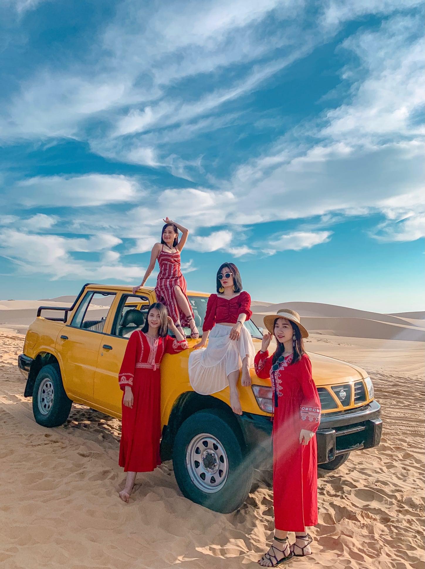 Review chi tiết du lịch Phan Thiết – Phan Rang 4N3Đ chỉ 4,5 triệu